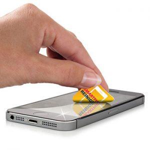 Sticky Screen Cleaner van Smartphone Reiniger