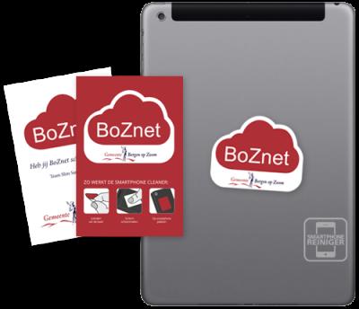 Gemeente Bergen op Zoom Tablet Reiniger