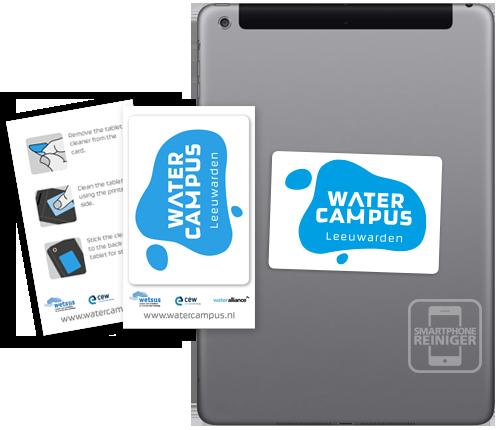 Water Campus Smartphone Reiniger