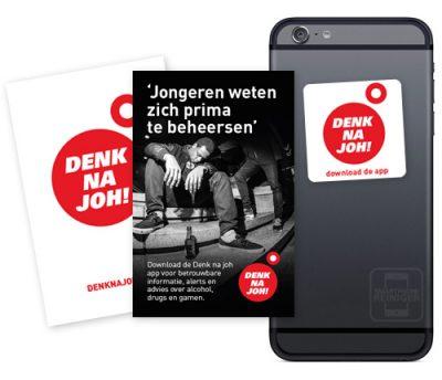 Dart bond Midden Nederland smartphone reiniger