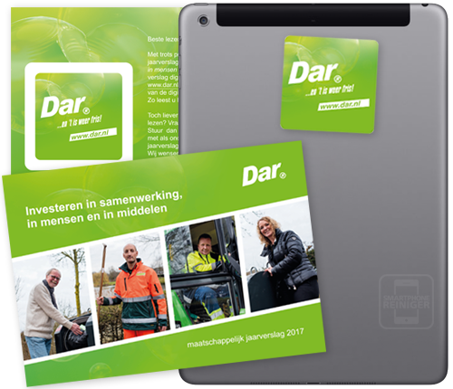 DAR - Tablet Reiniger - Tablet Cleaner